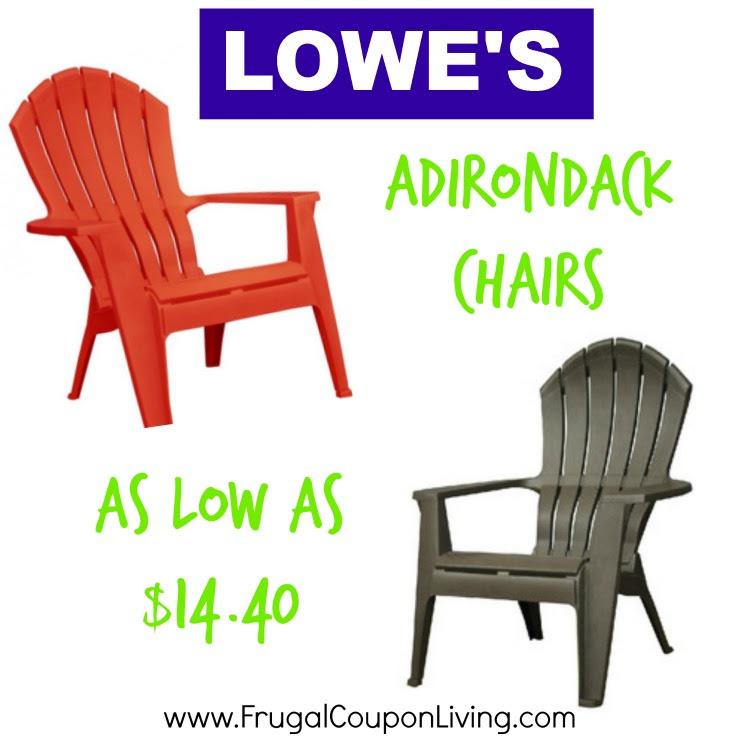 Chairs Adirondack Plastic Chair Plans