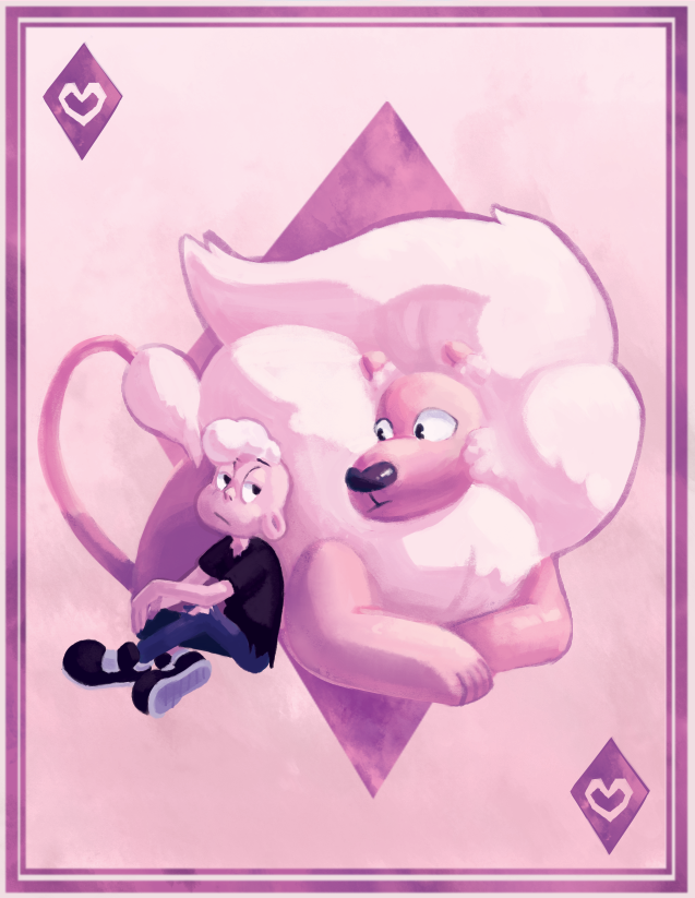 Mega Post with all the Steven Universe prints that I made for the convention!!! Cheers :D
