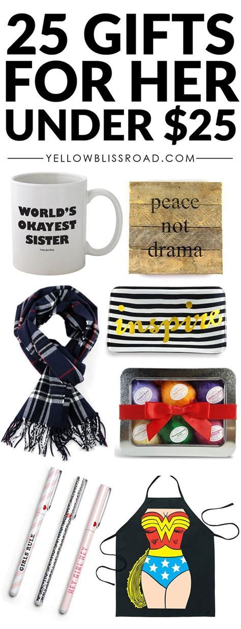 25  best ideas about Christmas Gifts For Sister on