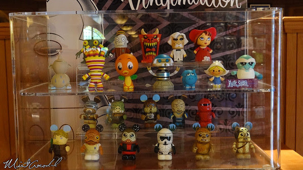 Disneyland Resort, Disney California Adventure, Buena Vista Street, Vinylmation
