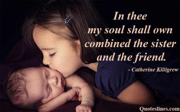 Best Sister Quotes For Little Or Elder With Pictures