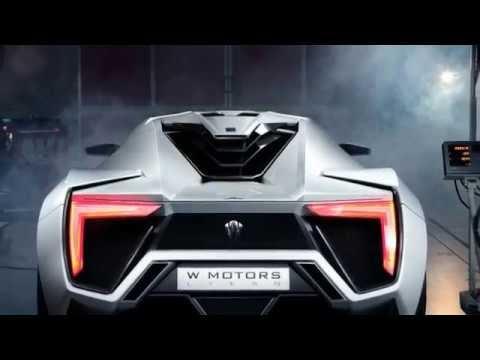 Top 5 autos más costosos del mundo