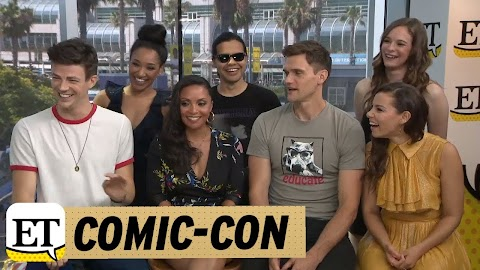 When Is The Flash Comic Con 2018