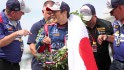 Sato is first Japanese winner of Indy 500