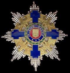 Grand Cross: Star, Obverse