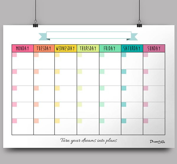 1000+ ideas about Monthly Planner on Pinterest   Mom planner ...