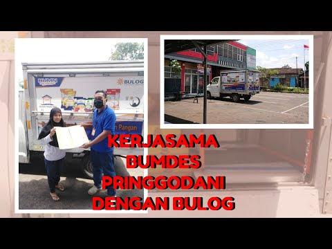 Kerjasama BUMDes Pringgodani dengan BULOG