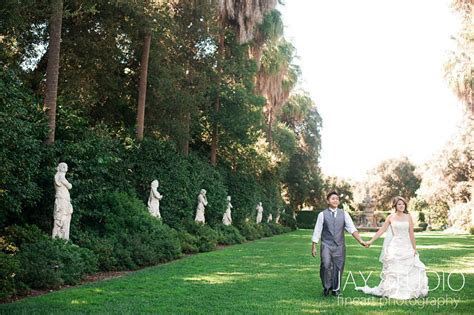 Huntington Library Wedding Photo   ~Weddings~   Library