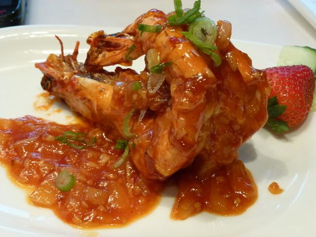 Prawn - Spicy tomato