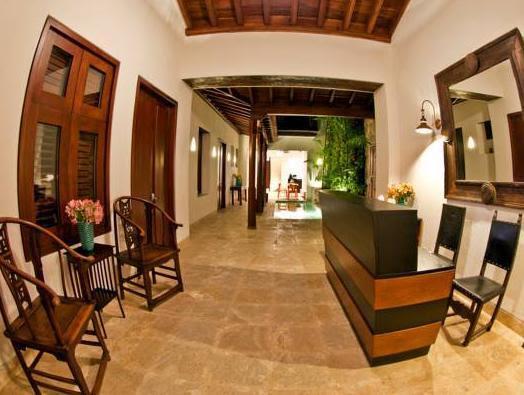 Review Hotel Boutique Santo Toribio