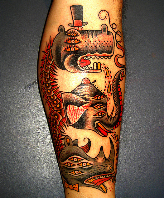 The World Is Yours Tattoo Design Ronieronggo