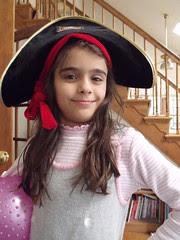pirate Rebecca by Teckelcar