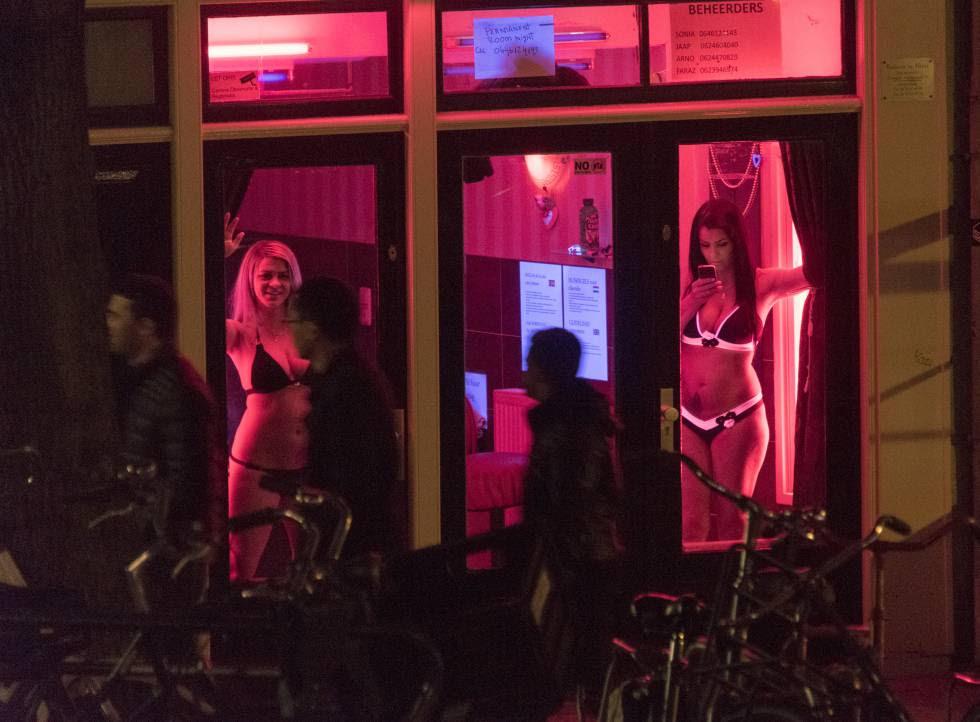 curso para prostitutas escaparates prostitutas holanda