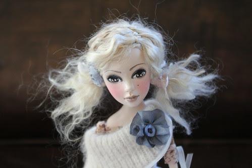 Talvi Art doll