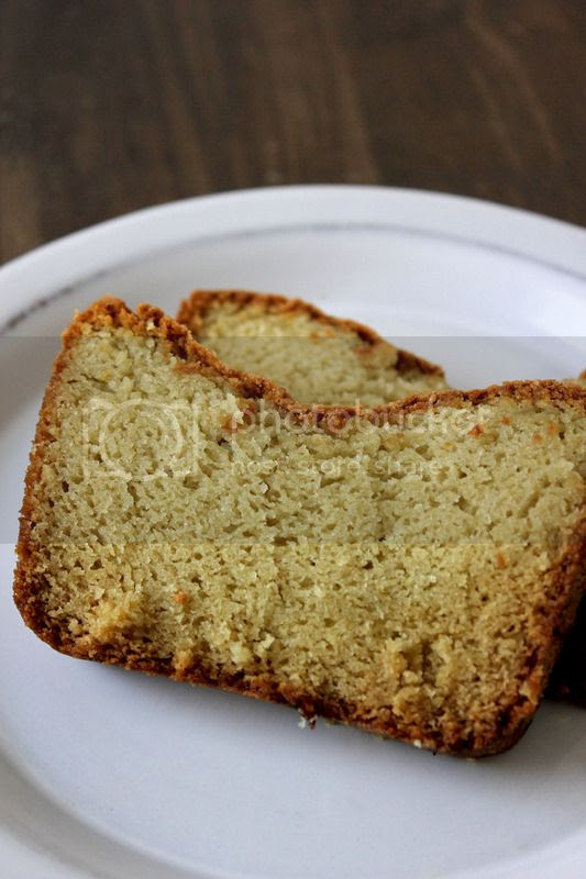 Avocado Pound Cake by freshfromthe.com