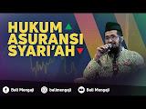 SIKAP USTADZ DR. MUHAMMAD ARIFIN BADRI, LC, MA TERHADAP ASURANSI SYARIAH