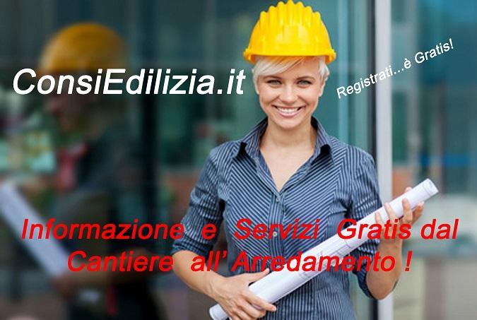 Servizi Gratis OnLine - ConsiEdilizia.it