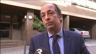 Rafael Entrena, l'advocat de l'extinent alcalde d'Urbanisme per Convergència a l'Ajuntament de Barcelona Antoni Vives