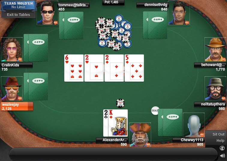 Game of the Day: Texas Hold\u002639;em Poker No Limit