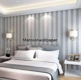 Wallpaper Kamar Tidur Putih