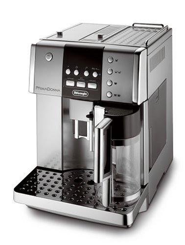 kaffee vollautomaten test delonghi esam 6600 prima donna. Black Bedroom Furniture Sets. Home Design Ideas