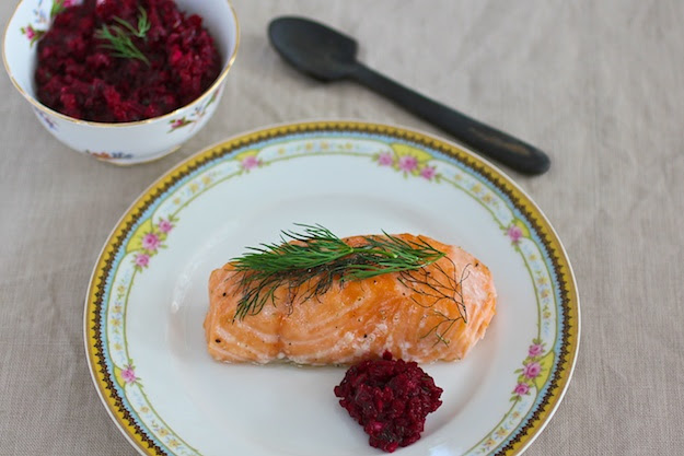 Re Thinking The Fish Course For Passover Kosher Like Me