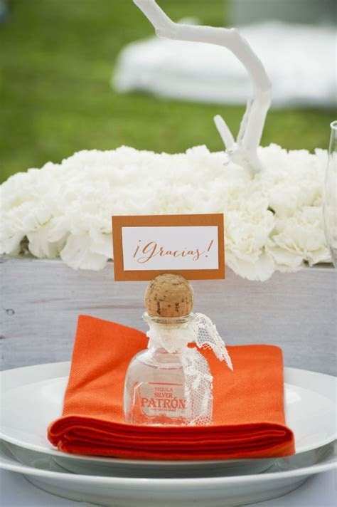 Modern Mexico Inspired Wedding Ideas   Placesettings