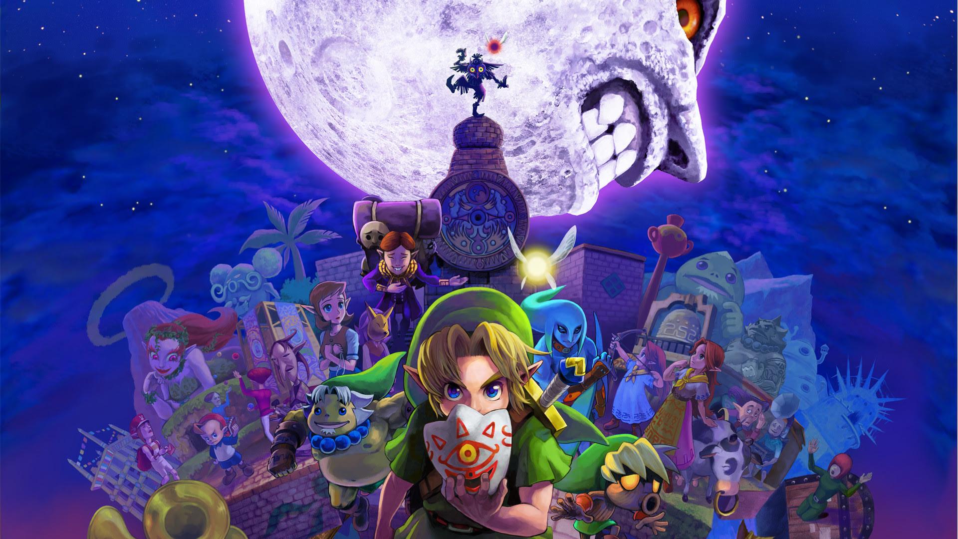 3d Legend Of Zelda Wallpaper 67 Images