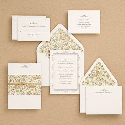10 Creative Wedding Invitation Kits ? BestBride101