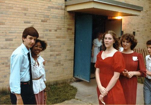 Cherokee Heights Dance 1984 by TheeErin, on Flickr