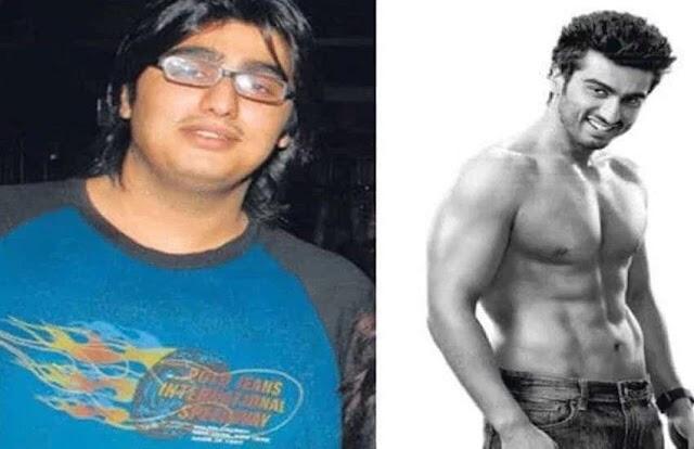 140 किलो वजन की वजह से 10 सेकेंड भी नहीं भाग पाते थे अर्जुन कपूर, सर्जरी किए बिना घटाया 50 किलो वजन