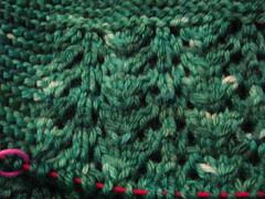 Emerald Lady IP Close up