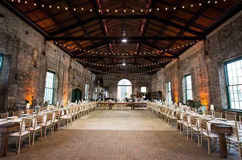 Wedding Reception at Savannah Roundhouse Railroad Museum