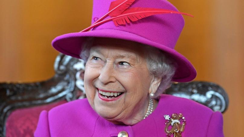 Queen Elizabeth II Has Shared Her First Ever Instagram Post