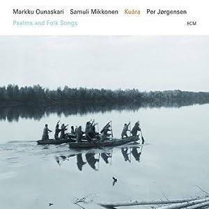 Markku Ounaskari - Kuara  cover