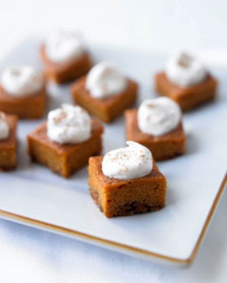 Food Network Pumpkin Cake Pops