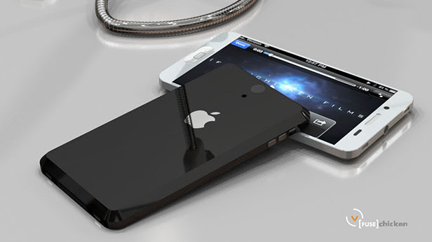 32 Is This The iPhone 5? New LiquidMetal iPhone Concept Surfaces On The Web