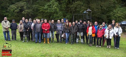 Foto de grupo FotoPaseuco Otoño-Ucieda