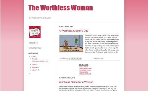 The Worthless Woman