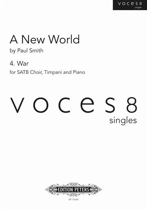 4. War | Edition Peters UK