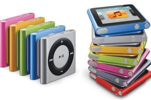 iPod Shuffle deve ganhar ainda mais cores (Foto: Divulgação) (Foto: iPod Shuffle deve ganhar ainda mais cores (Foto: Divulgação))