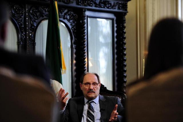 Governo entra com ação no STF para evitar bloqueio de contas Bruno Alencastro/Agencia RBS