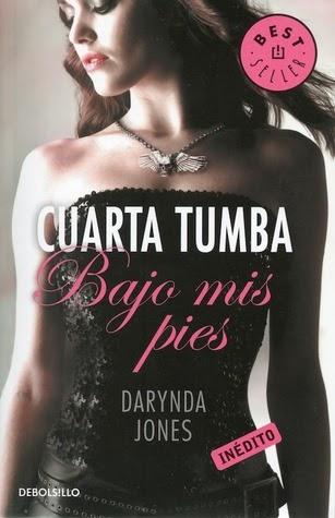 Reseña: Cuarta Tumba Bajo Mis Pies (Charley Davidson #IV) - Darynda Jones