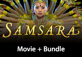 Samsara: Movie + Bundle