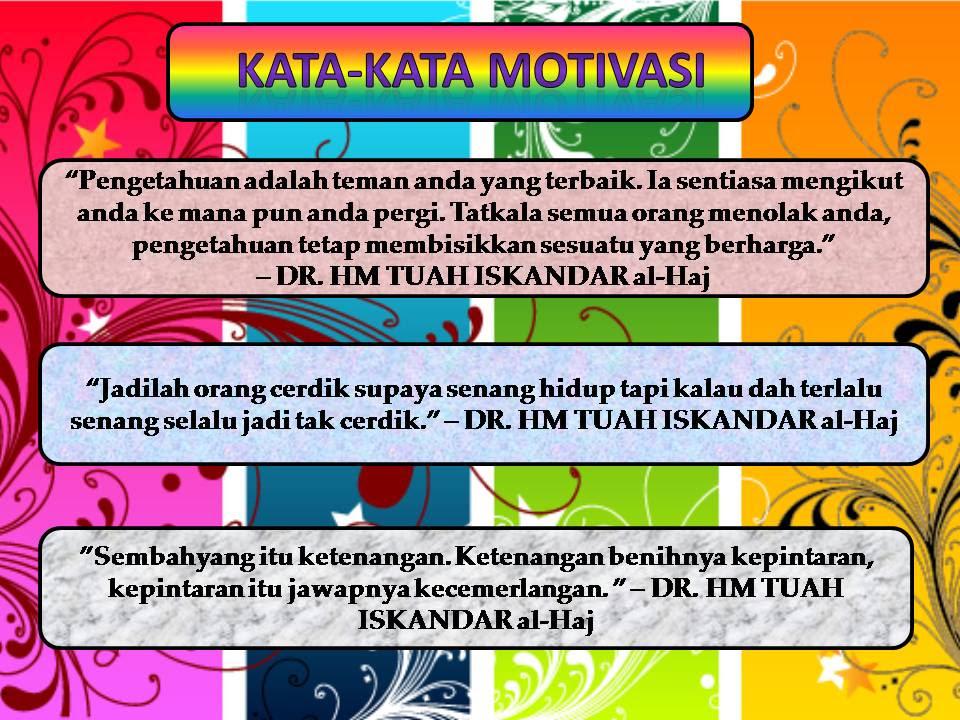 Kata Kata Motivasi Orang yang Berpengaruh Di Dunia