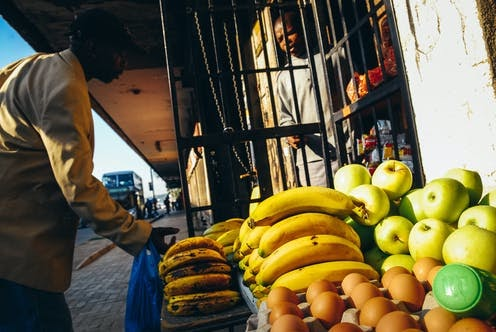 A portal designed specially for informal businesses could be a game-changer