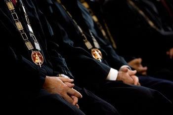 Há casos de pagamentos a magistrados falecidos