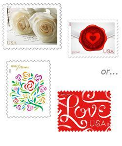Vintage stamps   Strand Style