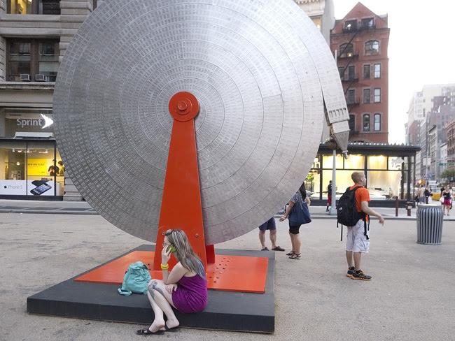 Sculpture, nyc