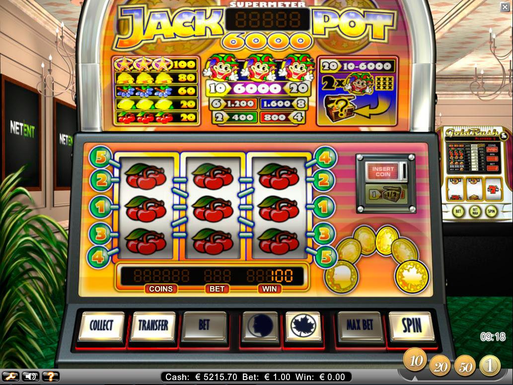 Máquina De Casino Tragamonedas